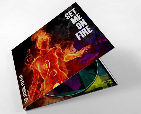 Jazmine Ava Music Packaging Design Brighton