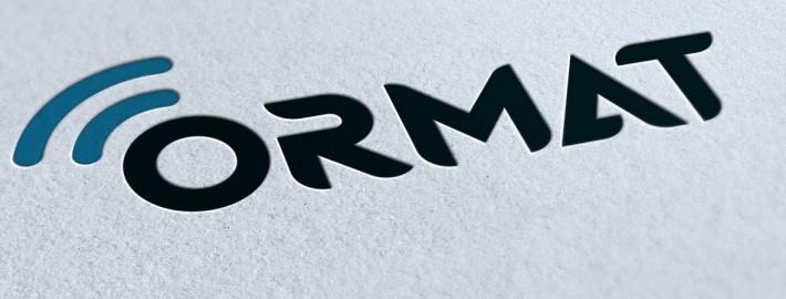 Ormat Technologies Logo Design Brighton