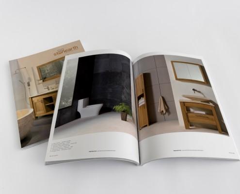 Stonearth Brochure Design Brighton