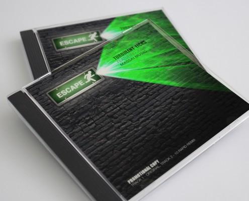 CD design music brighton