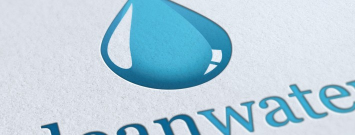 Clean Water Logo Design Brighton