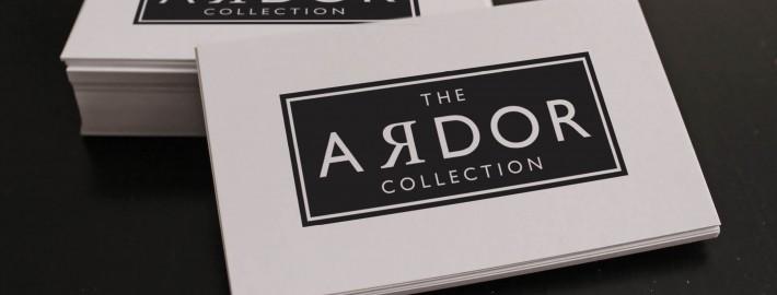 Brand Identity Brighton Logo Design Business Card Design The Ardor Collection